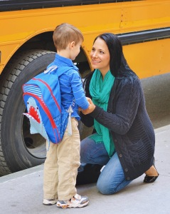 Josey Miller Back to School Mom