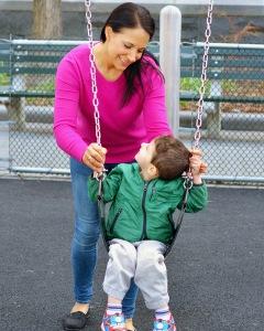 Josey Miller Playground Mom