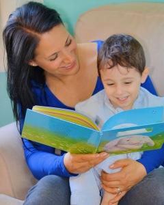 Josey Miller Storytime Mom